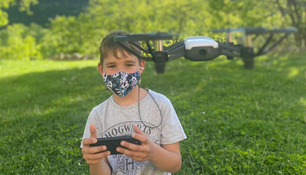 dron pallars tremp pirineus